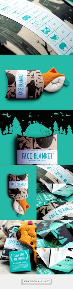 Ööloom Sleeping Masks  on Packaging of the World - Creative Package Design Gallery  - http://www.packagingoftheworld.com/2015/03/ooloom-sleeping-masks.html