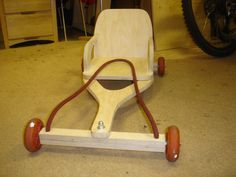 Simple Go Cart.
