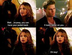 Buffy and Angel, season 1 - Buffy the Vampire Slayer