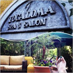 Tocaloma Spa & Salon, Pointe Hilton Tapatio Cliffs Resort - @Tocaloma @PointeHiltons @Patricia Nickens Derryberry Phoenix #BloggersGo