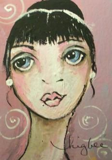 Miss Phoebe Phandango ...  my Pinkydinks on ebay