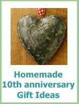 10th Wedding Anniversary Gift Ideas What Do You Celebrate With