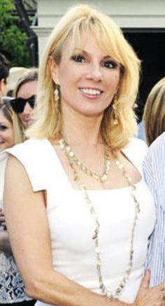 Ramona Singer's Falling Leaves Necklace | http://www.bigblondehair.com/real-housewives/ramona-singers-falling-leaves-necklace/