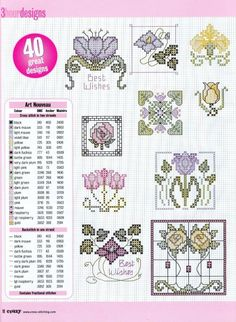 Gallery.ru / Фото #5 - Cross Stitch Crazy 055 январь 2004 - tymannost