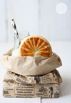 Galette des rois: is a Puff Pastry Pie filled with Frangipane, a very popular French cake that celebrates the holiday of Epiphany (January 6th)