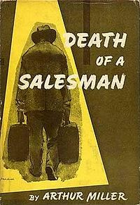Death of a Salesman is a 1949 play written by American playwright Arthur Miller. It was the recipient of the 1949 Pulitzer Prize for Drama and Tony Award for Best Play. The play premiered on Broadway in February 1949, running for 742 performances, and has been revived on Broadway four times.