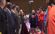 (Christian News Alerts) – There is an increasingly popular trend among sports stars — they disrespect the United States and the soldiers that fought for our freedom. Virginia Tech's basketball coach, Buzz Williams, delivered a strong message to the players on his team. Williams gathered his team, the Hokies, together Tuesday morning. They met at …