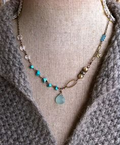 Hey, I found this really awesome Etsy listing at http://www.etsy.com/listing/174727964/ameliasea-blueturquoise-beadedvintage