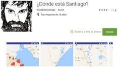 Está disponible la App para Android ¿Dónde está Santiago Maldonado?   #AparicionConVidaDeSantiagoMaldonado