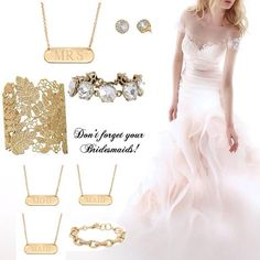 bridal ideas by stella and dot