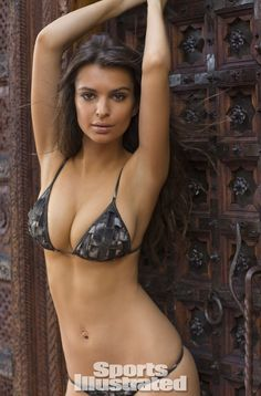 Emily Ratajkowski's Swimsuit 2014 Gallery. Shot on location in Brazil, Cook Islands, Cape Canveral, Madagascar, St. Lucia, Guana Island, Jersey Shore, and Switzerland. Sports Illustrated, SI.com