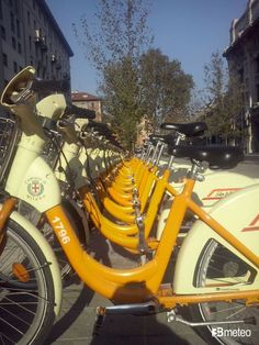 Rental Bikes in Milan - Italy