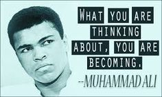 Muhammad Ali was one of the most inspiring athletes in history. Here are 30 of the greatest Muhammad Ali quotes to inspire you to achieve your own goals. Great Quotes, Quotes To Live By, Life Quotes, Muhammad Ali Quotes, Motivational Quotes, Inspirational Quotes, Positive Words, Positive People, Word Of The Day