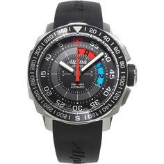 Mens Alpina Sailing Yacht Timer Automatic Watch AL-880LBG4V6