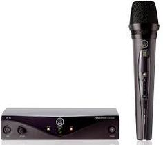 AKG Pro Audio Perception Wireless 45 Vocal Set BD A Wireless Microphone System - music group deal saving money Dog Soldiers, Studio Headphones, Electronic Items, Akg, Band Shirts, Online Deals, Easy To Use, Perception, Music Instruments