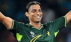 Former Pakistan bowler Shoaib Akhtar produced the fastest delivery ever recorded 100.23mph back in 2003