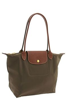 Longchamp 'Le Pliage' Medium Shoulder Tote | Nordstrom  In black for Joanna and Chris  $125