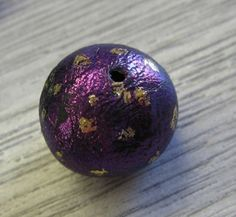 This paper bead is so gorgeous
