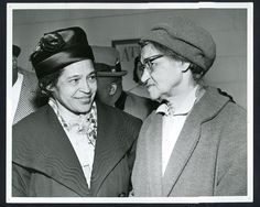 Rosa and her mom, Leona McCauley.