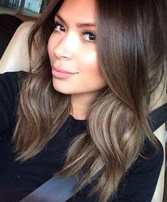 Absolutely adore everything about this hair, color, length, style <3 love
