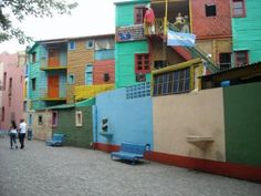 Things to do in Buenos Aires | Walk around La Boca | #letsroamwild
