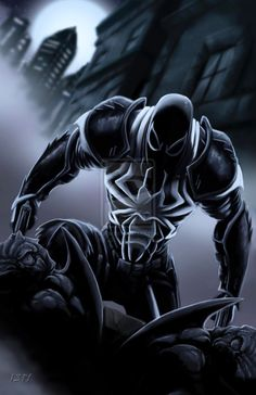Web Of Venom by 1314 on DeviantArt