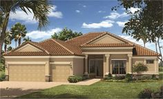 Bayhill model - Lennar Homes Gran Paradiso Venice FL House Paint Exterior, Dream House Exterior, Real Estate Houses, Estate Homes, New Home Communities, New House Plans, New Homes For Sale, Classic House, Next At Home