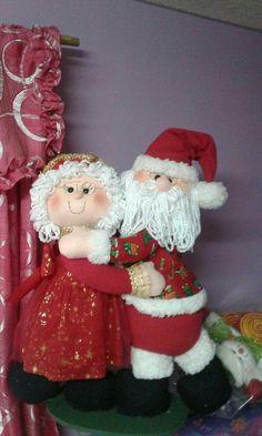 Mary Christmas, Christmas Sewing, Handmade Christmas, Vintage Christmas, Christmas Crafts, Xmas, Christmas Ornaments, Country Christmas Decorations, Holiday Decor