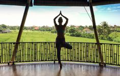 My favorite to go yoga places in Canggu. This is where I practice my yoga skills. Check it out for more information about Yoga in Bali.
