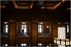 Peabody Opera House Weddings (Grand Lobby)- Photo courtesy of http://lphotographie.com