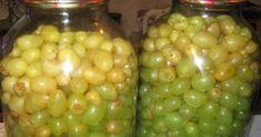 Nie chcę nawet słyszeć o oliwkach po spróbowaniu marynowanych winogron! Rarytas - Smak Dnia Bolet, Fermented Foods, Preserving Food, Sauerkraut, Greek Recipes, Food Hacks, Food Tips, Preserves, Vodka