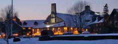 Fairmont Le Chateau Montebello, Quebec, Canada