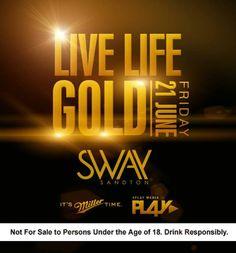 LIVE LIFE GOLD