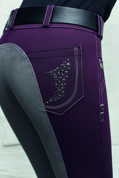 LOVE . LOVE . LOVE these breeches by Pikuer/Eskadron
