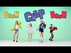 [MV] HIGHTEEN (하이틴)_BOOM BOOM CLAP (붐붐 클랩)