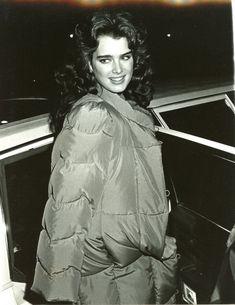 Brooke Shields ORIGINAL 7x9 press photo #U5971 | Collectibles, Photographic Images, Contemporary (1940-Now) | eBay!