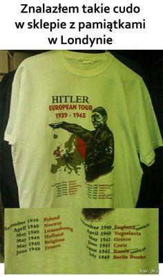 Pamiąteczka European Tour, Fun Facts, Lol, Humor, Memes, Funny, Mens Tops, Amazing Things, Humour
