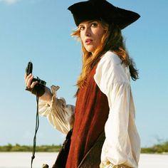 Elizabeth  #keiraknightley #elizabethswann