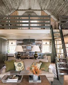 Home tour- A rustic and refined Tennessee log cabin! Home tour- A rustic and refined Tennessee log cabin!,Cabin Woods Mix and Chic: Home tour- A rustic and refined Tennessee log cabin! Cabin Homes, Log Homes, Tiny Homes, Casas Tudor, Cabins And Cottages, Log Cabins, Small Cabins, Tiny House Living, Tiny House Plans