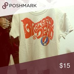 Chaser Graphic Tee Grateful Dead boys' tee Chaser Shirts & Tops Tees - Short Sleeve