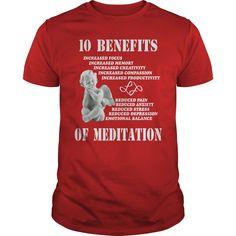10 benefits of meditation