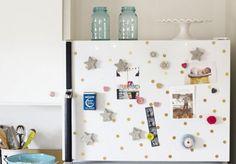 Vídeo: DIY sobre cómo decorar la nevera con washi tape