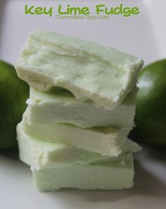 Ingredient Key Lime Fudge Key Lime Fudge, 2 ingredients, Key lime frosting and white chocolate chips. Melt down mix and chill. HmmmmKey Lime Fudge, 2 ingredients, Key lime frosting and white chocolate chips. Melt down mix and chill. Lime Recipes, Fudge Recipes, Candy Recipes, Sweet Recipes, Dessert Recipes, Summer Recipes, Key Lime Fudge, Delicious Desserts, Yummy Food