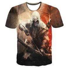 cad65681d 7 Best Assassin's Creed T-Shirt images | Kostenlose downloads ...