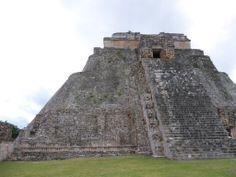 Uxmal, Yucatán. México. #BTDT