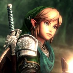 The Legend of Zelda series and Hyrule Warriors, Link