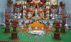 Pooja Room Decoration Ideas for Varalakshmi