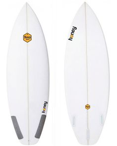 Tabla Honey Surfboards The Digger. The Digger de Honey Surfboards es la tabla perfecta para las sesiones de surf más potentes y exigentes en las que el objetivo principal es meterse dentro del tubo y conseguir salir.