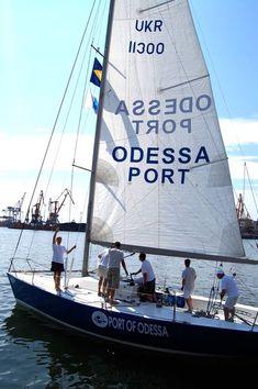 Tatyana Binovskaya- artist: The final chord of the Marine Elegy of the Odessa ... Odessa Port, Marines, Finals, Art Gallery, Boat, Artist, Art Museum, Dinghy, Artists