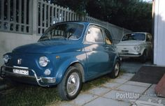 Fiat 500 L closed trasformable 1970 for sale